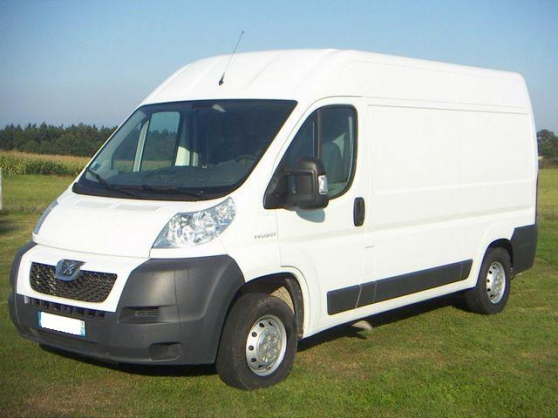 Peugeot Boxer ii fourgon tole pack cd