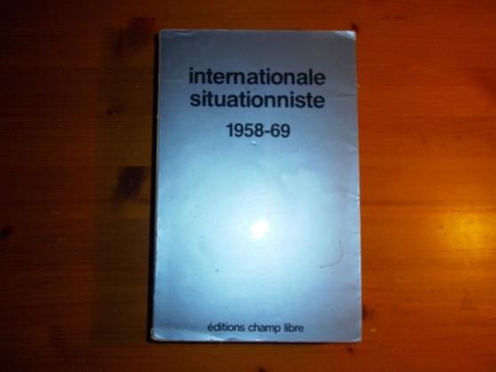 INTERNATIONALE SITUATIONNISTE 1958-69