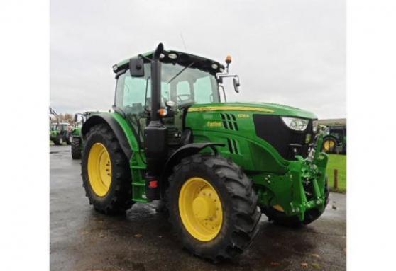 Annonce occasion, vente ou achat 'Tracteur agricole - John Deere 6135R (20'