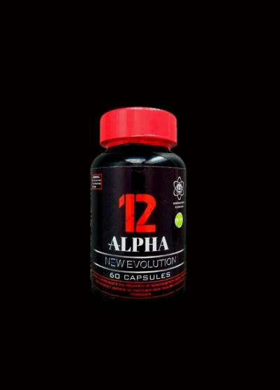 Alpha 12 Tetraoxygen Nanogenetics