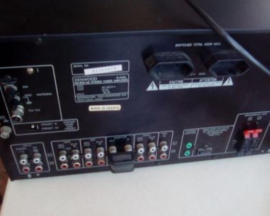 amplificateur kendwood