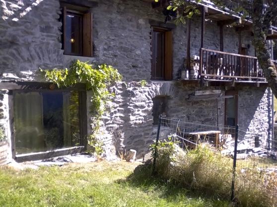 Grand chalet savoyard en Vanoise