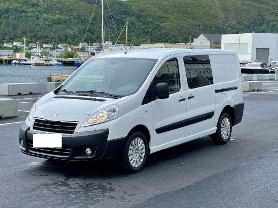 Annonce occasion, vente ou achat 'Peugeot Expert Master 2.0 HDi 163ch L2H1'