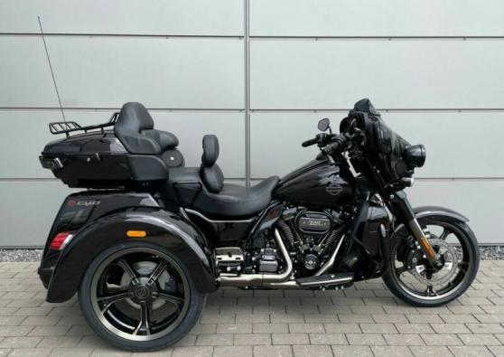 Annonce occasion, vente ou achat 'Harley-Davidson Tri Glide FLHTCUTGSE Tri'