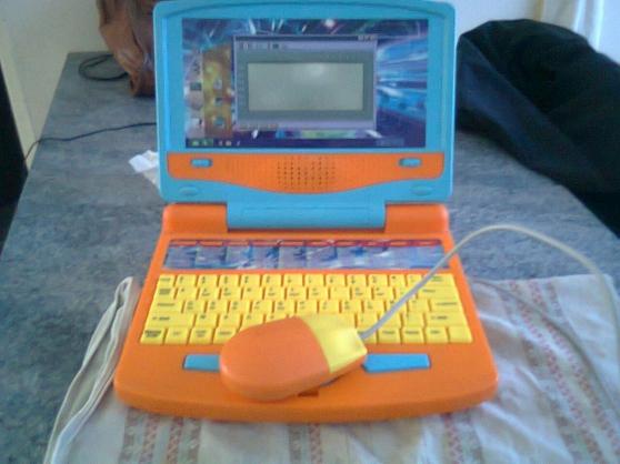 Petit ordinateur enfant