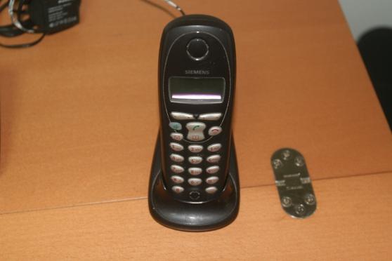 Téléphone Siemens sans fil base + 1 comb - Photo 2