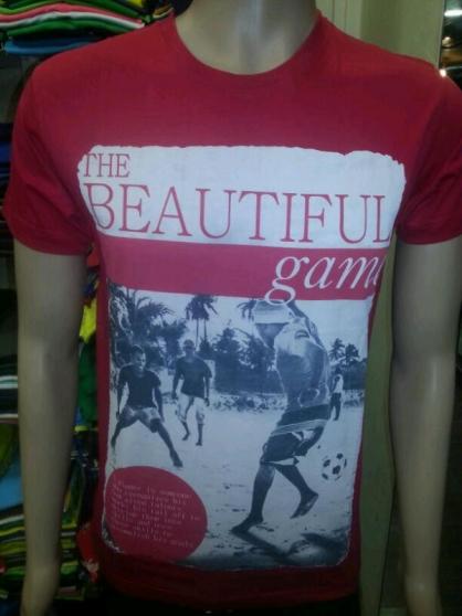 Lot stock tee shirt homme fashion