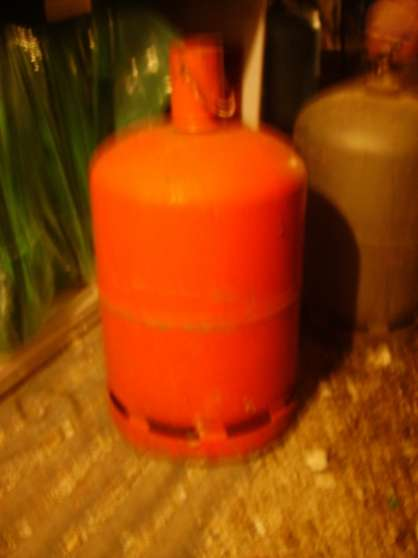 bouteille de gaz
