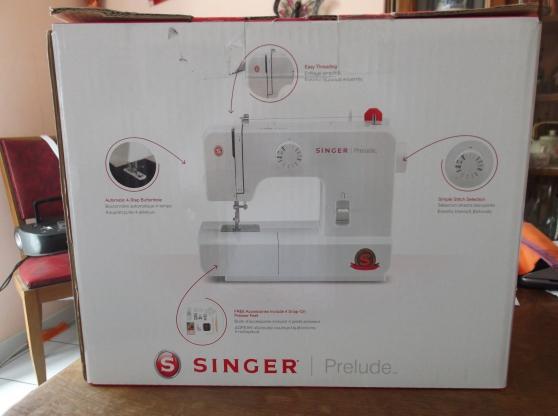 Annonce occasion, vente ou achat 'Machine à coudre SINGER'