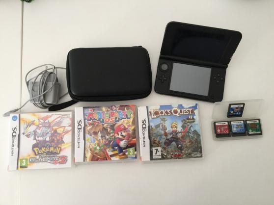 Annonce occasion, vente ou achat 'Nintendo DSXL3'