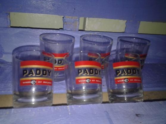 Annonce occasion, vente ou achat 'Verres Paddy, Rothenburg et wiborowa'