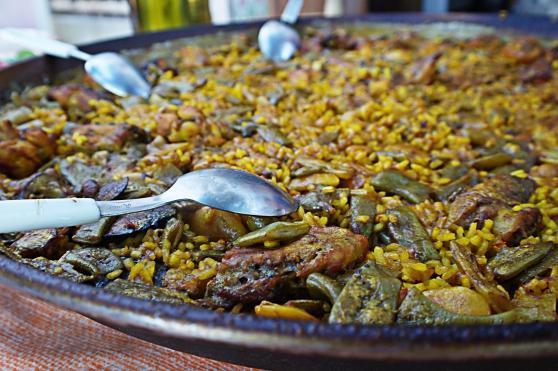 Annonce occasion, vente ou achat 'Traiteur paella géante'