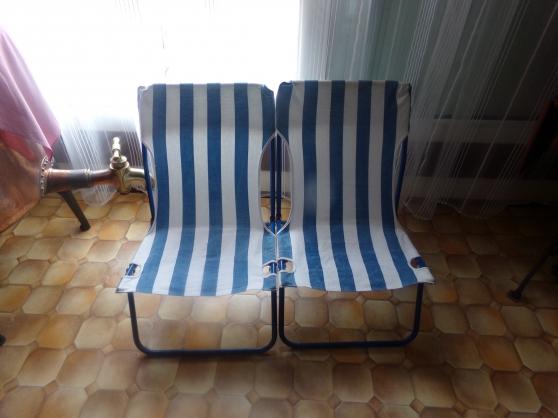chaise de plage - Annonce gratuite marche.fr