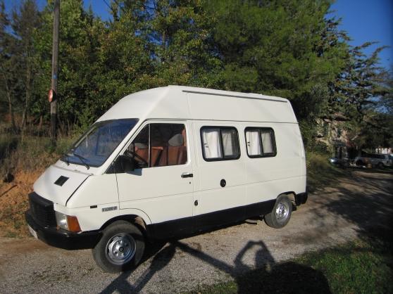 camping car trafic t 1200 d - Annonce gratuite marche.fr