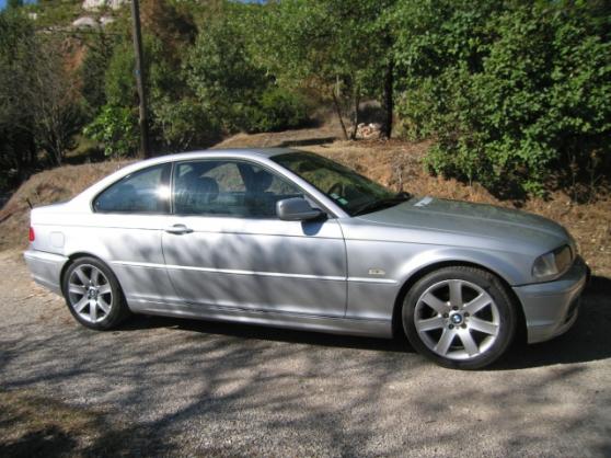 Annonce occasion, vente ou achat 'BMW 318e 46 la pièce ou autre collection'