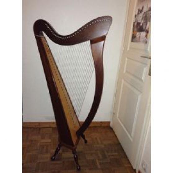 Harpes Celtiques Camac Moins Cher