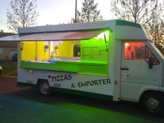 camion pizza vasp + emplacement - Annonce gratuite marche.fr