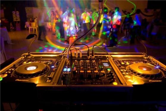 DJ animateur Pro à votre service