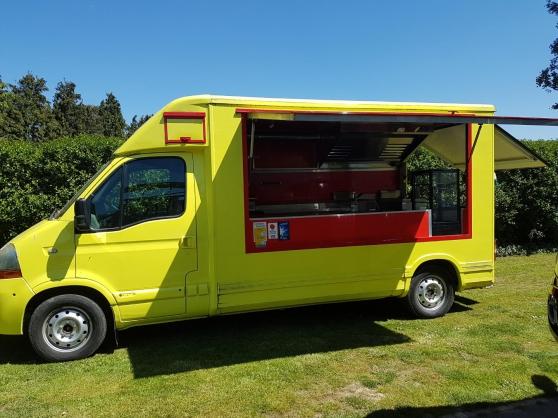 Annonce occasion, vente ou achat 'Vend Camion snack'