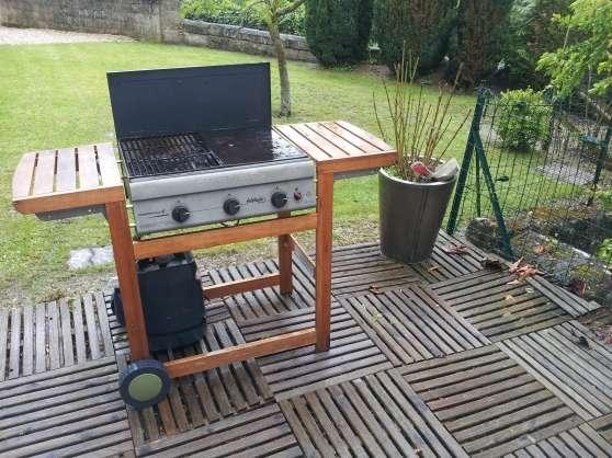 barbecue plancha gaz adélaide