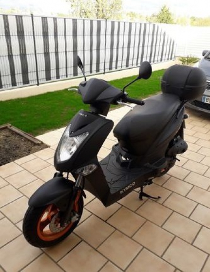 Annonce occasion, vente ou achat 'scooter kymco agility'
