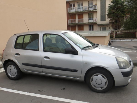 Annonce occasion, vente ou achat 'Renault Clio 2 Campus 2005, 1,5 DCI'