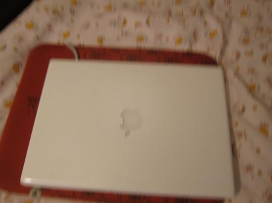 """Macbook blanc 13"""" 1,83 Ghz A1181 DE 2006"""