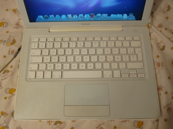 "Macbook blanc 13"" 1,83 Ghz A1181 DE 2006 - Photo 3"