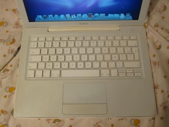 """Macbook blanc 13\"""" 1,83 Ghz A1181 DE 2006 - Photo 3"""
