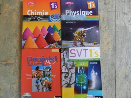 Livres + annales 1er et term S - Photo 2