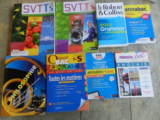 Livres + annales 1er et term S - Photo 3
