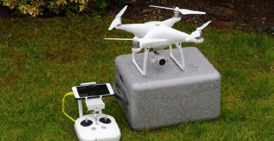 Annonce occasion, vente ou achat 'Drone DJI Phantom 4 Pro'