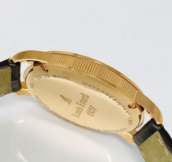 Annonce occasion, vente ou achat 'Montre Louis Erard - Heritage Rose Gold'