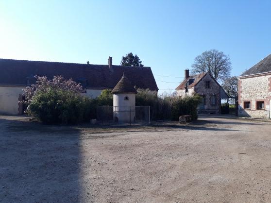 Vend trés grand corps de ferme à 120 kms - Photo 2