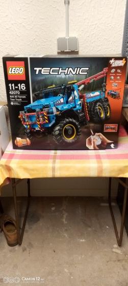 Annonce occasion, vente ou achat 'Lego technic 42070'