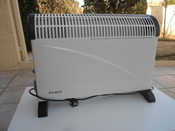 Radiateur électrique portatif