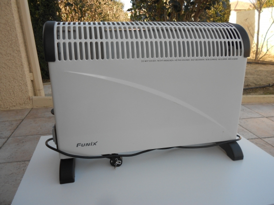 Annonce occasion, vente ou achat 'Radiateur électrique portatif'