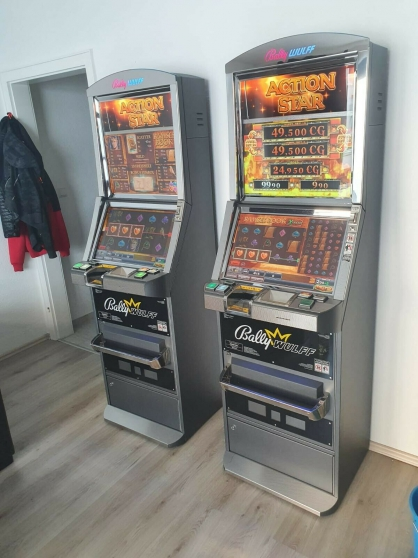 Annonce occasion, vente ou achat 'appareil BALLY 220 jeux'