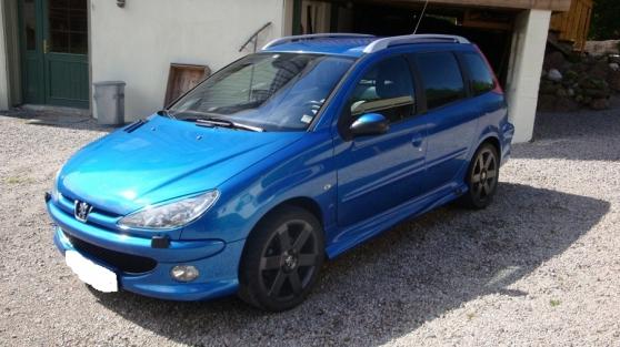 Annonce occasion, vente ou achat 'Peugeot 206 SW 1.6 xs'