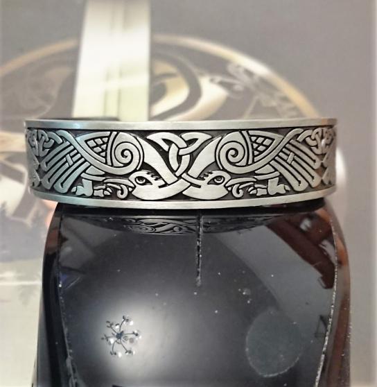 Bracelet Viking en acier, Femme