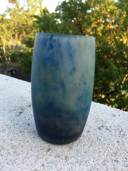 petit vase DAUM NANCY