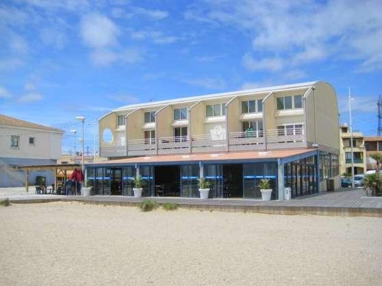 Annonce occasion, vente ou achat 'duplex bord de plage'