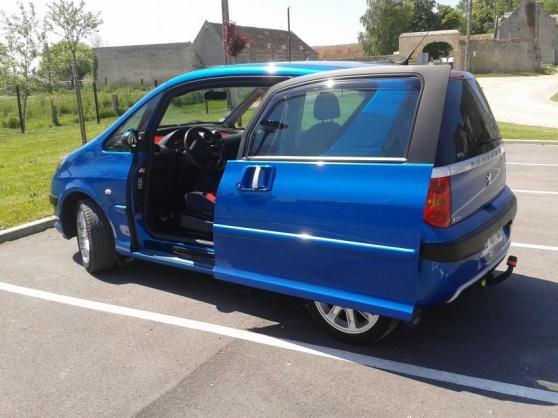 Peugeot 1007 1.6 hdi 16v 110 fap sporty