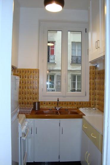 Studio meublé Paris 15ème
