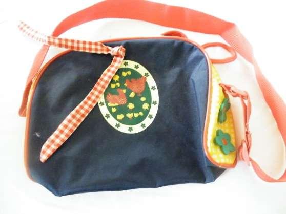 petit sac pour fille une poche