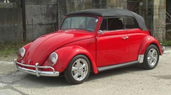 Volkswagen cocinelle Cabrio
