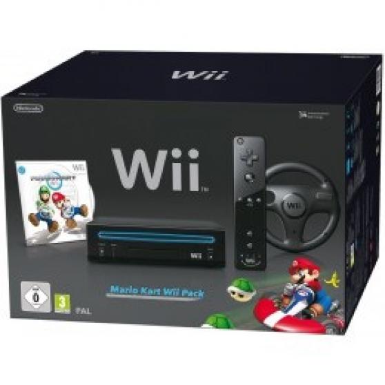 Wii noire
