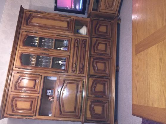 Salle à manger rustiques