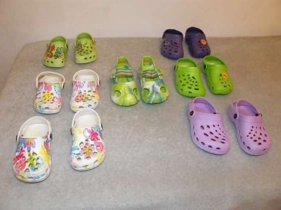 Sabots type Crocs