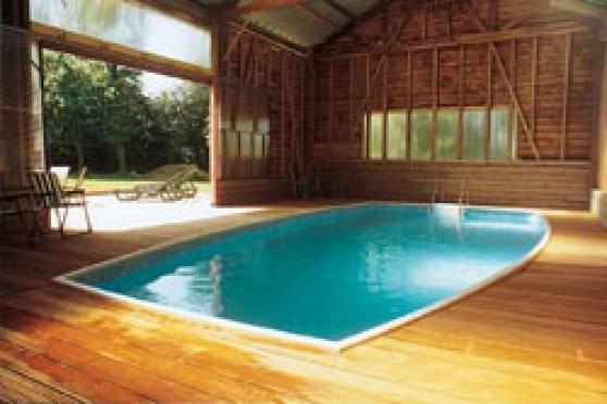 Au Domaine d'Etreuille gite 31p piscine